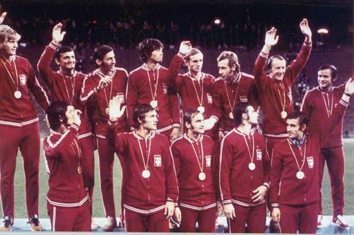 Resultado de imagem para polonia campea olimpica