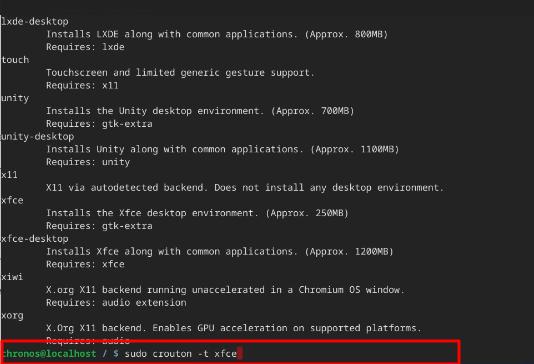 Installing Linux Distro