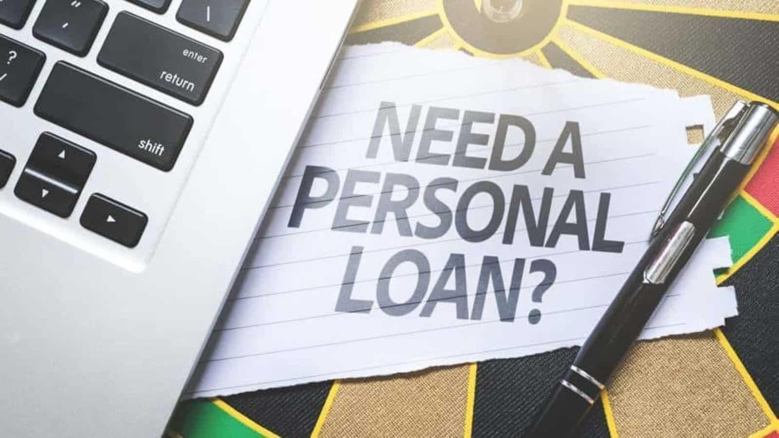 What a personal loan costs you