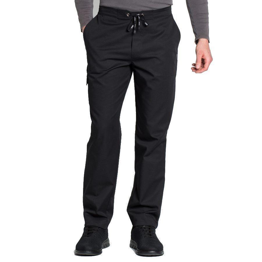 Pantalón oscuro para hosteleria