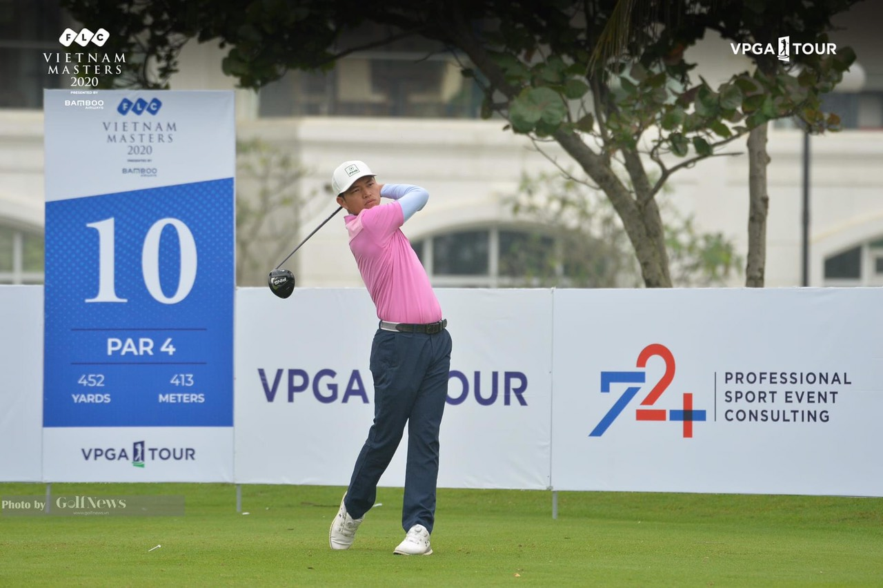 HVL Đào Văn Hoàn tích cực tham gia các Giải golf Chuyên nghiệp