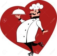 C:\Users\MIKE\Pictures\19317497-cartoon-chef-on-roller-skates-carrying-a-platter-red-heart-on-the-background.jpg
