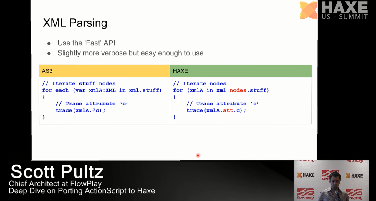 XML Parsing