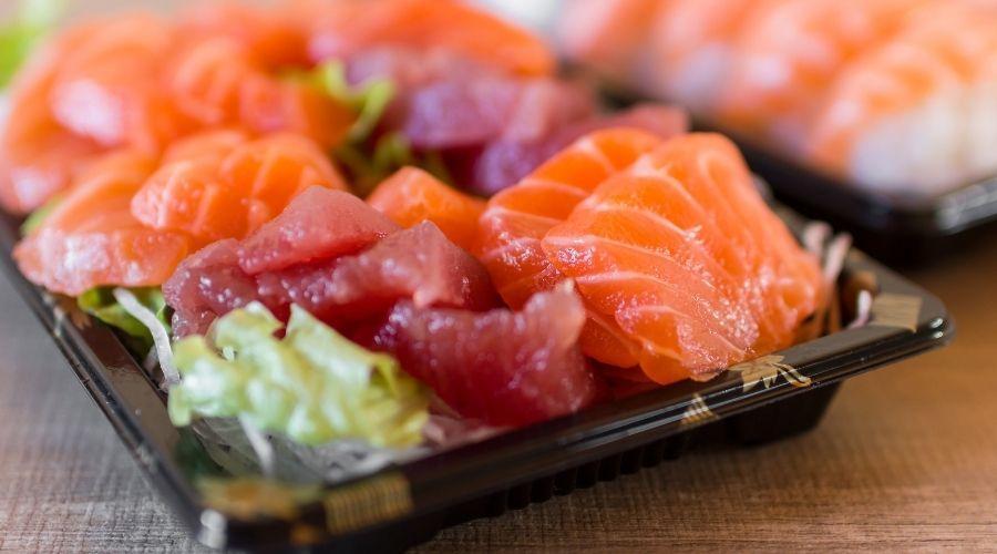 Une image contenant alimentation, plat, intérieur, fruit  Description générée automatiquement