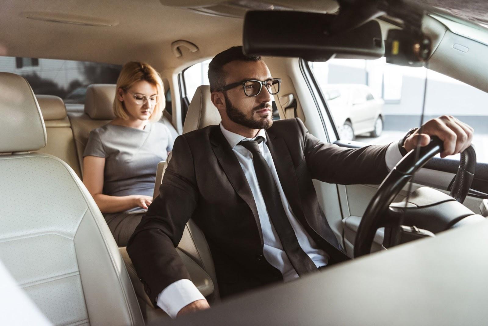 Особливості послуги таксі 'Бізнес' - Зображення 1