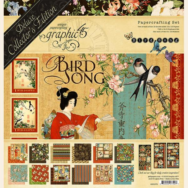 Bird Song Deluxe Collector's Edition