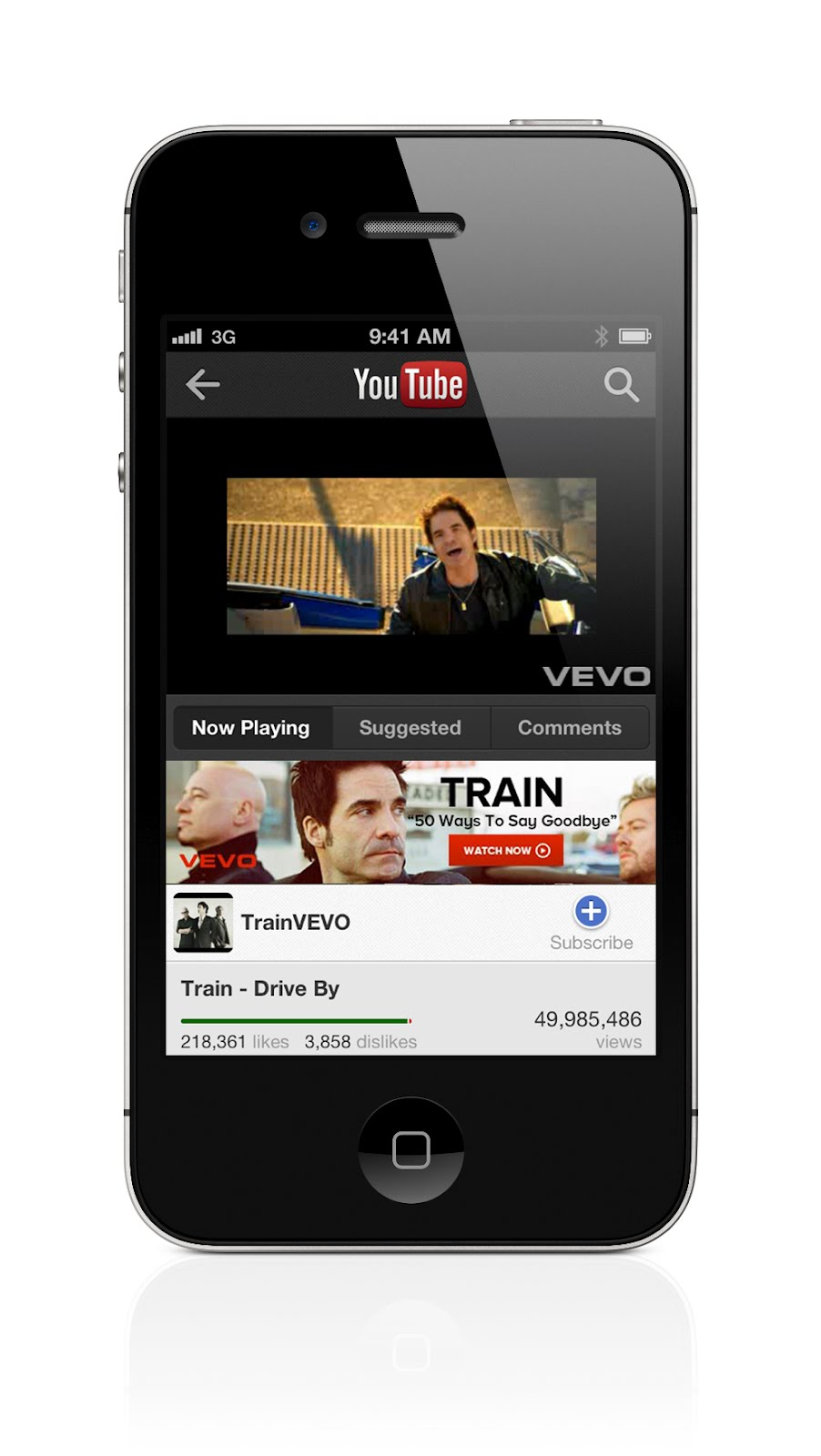 Official Google Blog: Introducing A New YouTube App For