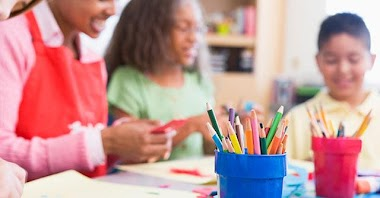 4 Reasons Why Art and Craft Activities for Kids Are Important
