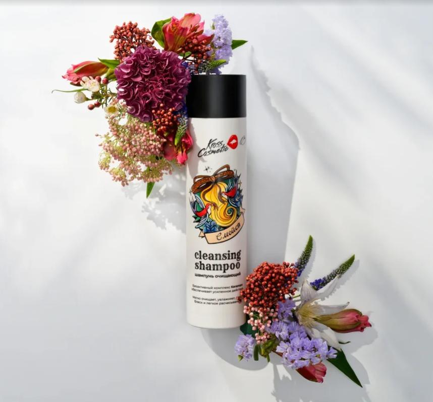 увлажняющий шампунь для окрашенных волос
