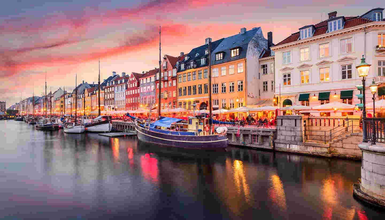 Đất nước Đan Mạch xinh đẹp và phát triển toàn diện