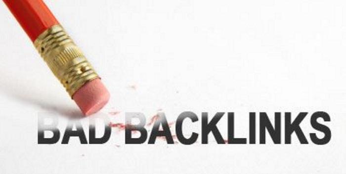 Cách xác định backlink xấu