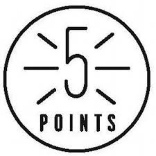 Image result for 5 points