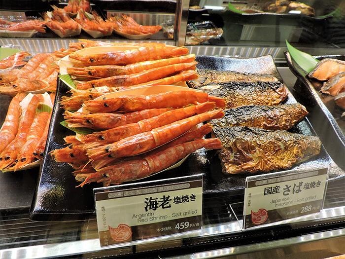 20cm的體型,超適合燒烤,因為吃烤蝦、就是要大隻才爽快啊!