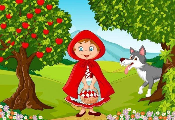 Tipos de Cuentos Infantiles (con imágenes) | Caperucita roja ...