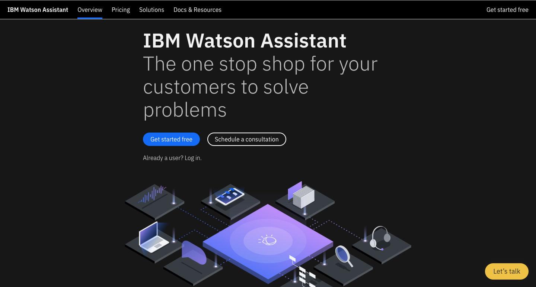 Trợ lý IBM Watson