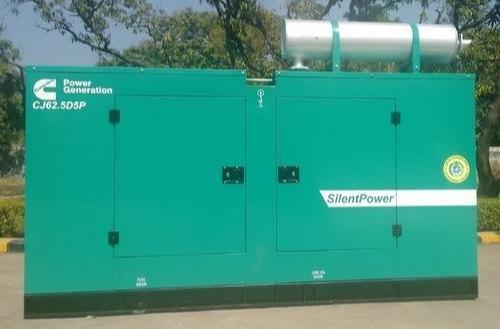 Sudhir Generator Sets  Cummins 62.5 KVA