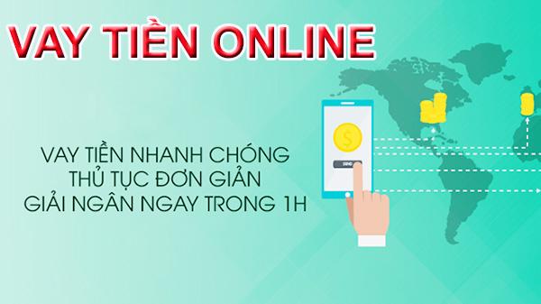 Vay tiền nhanh online giúp giải quyết khó khăn về tài chính