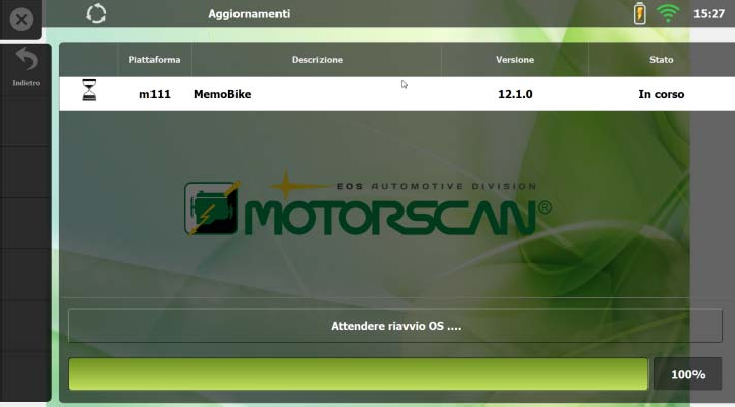 How to use the motorscan MEMBO 6050 UNIT- ANSED Diagnostic Solutions