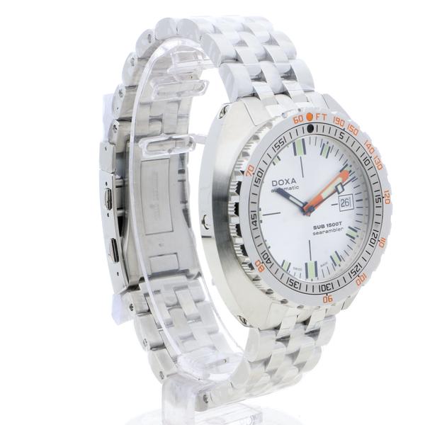 Doxa Watch SUB 1500T Searambler Bracelet Pre-Order   AMJ Watches