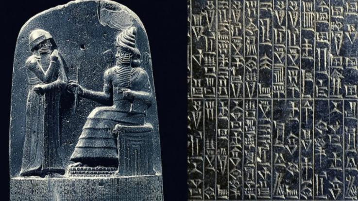 Imagen que contiene edificio, piedra, par, pies  Descripción generada automáticamente