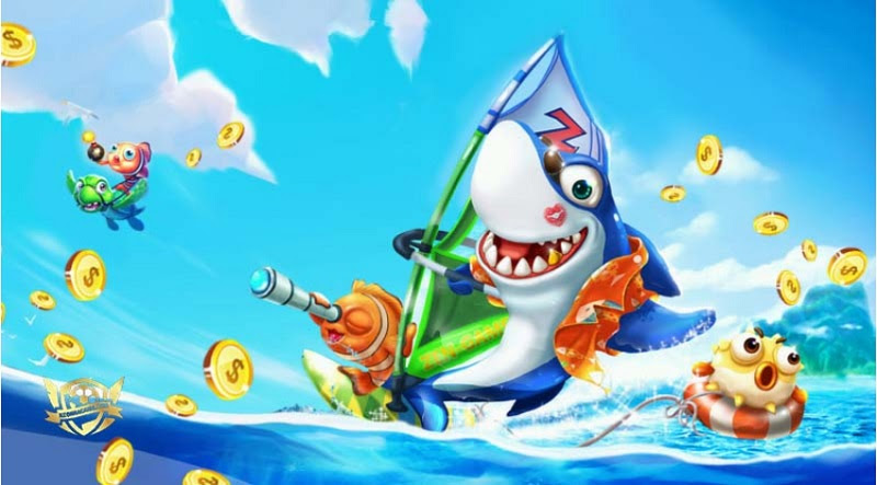 Thể loại Fish Hunter 3D