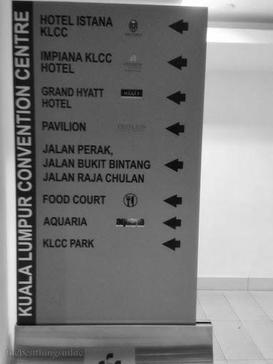 Visit Malaysia: KLCC - Bukit Bintang Walkway - Walk With Ease, Walk With Style