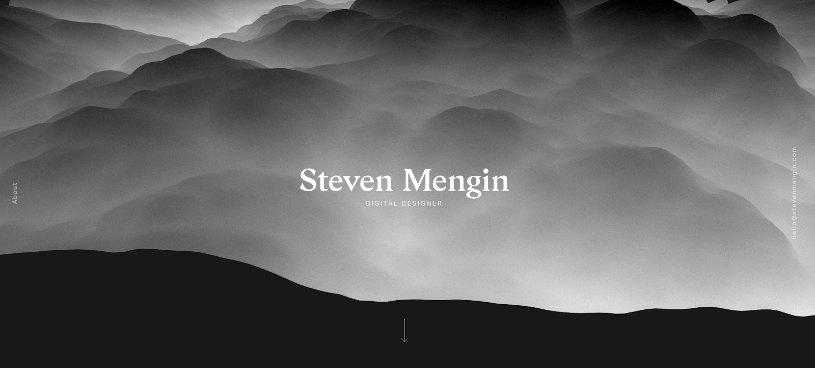 Web Developer Portfolio of Steven Mengin