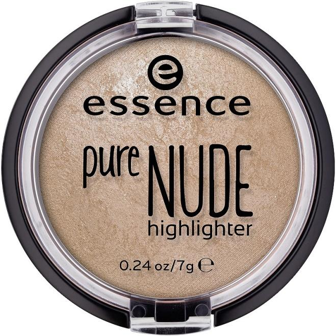 Essence Pure Nude Highlighter Be My Highlight 01