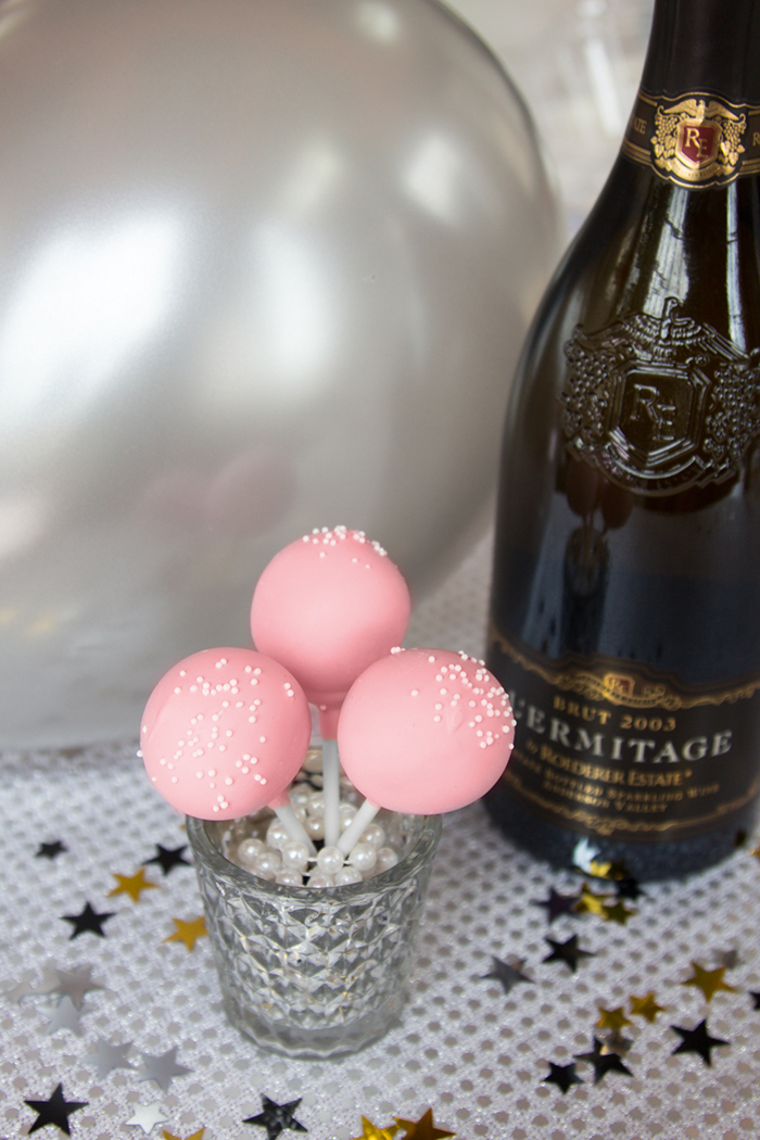 New Year S Recipes Champagne Desserts That Sparkle