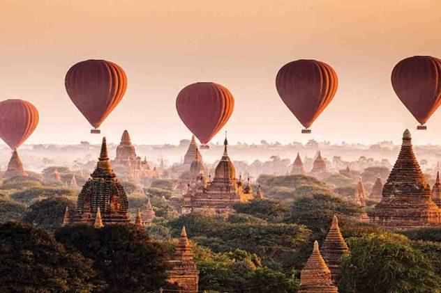 Top Must-do Activities In Myanmar