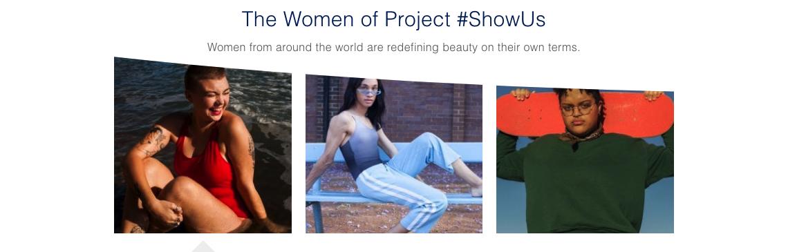 Exemple de campagne marketing show us