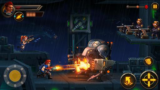 Metal Squad: Shooting Game– Vignette de la capture d'écran