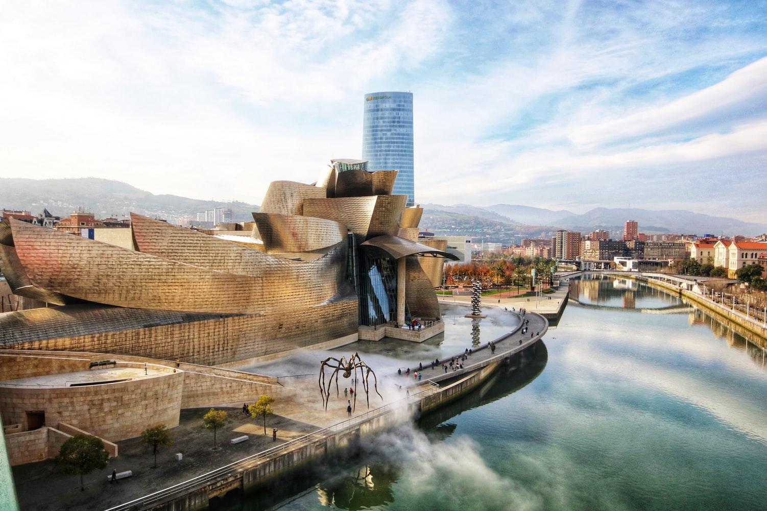 Топ-6 місць Європи для подорожей у 2020 більбао іспанія