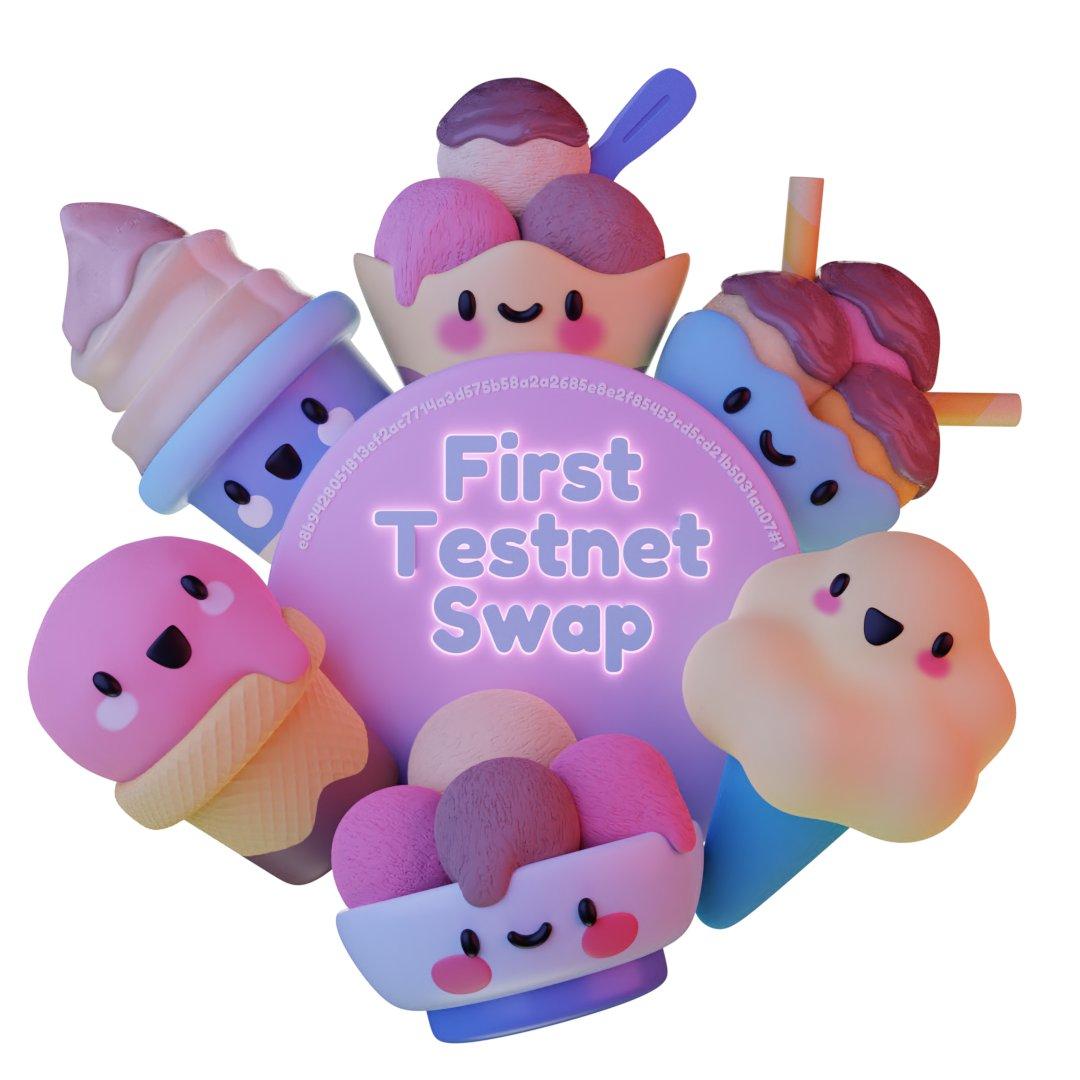 Blog SundaeSwap Labs Testnet Swap Image