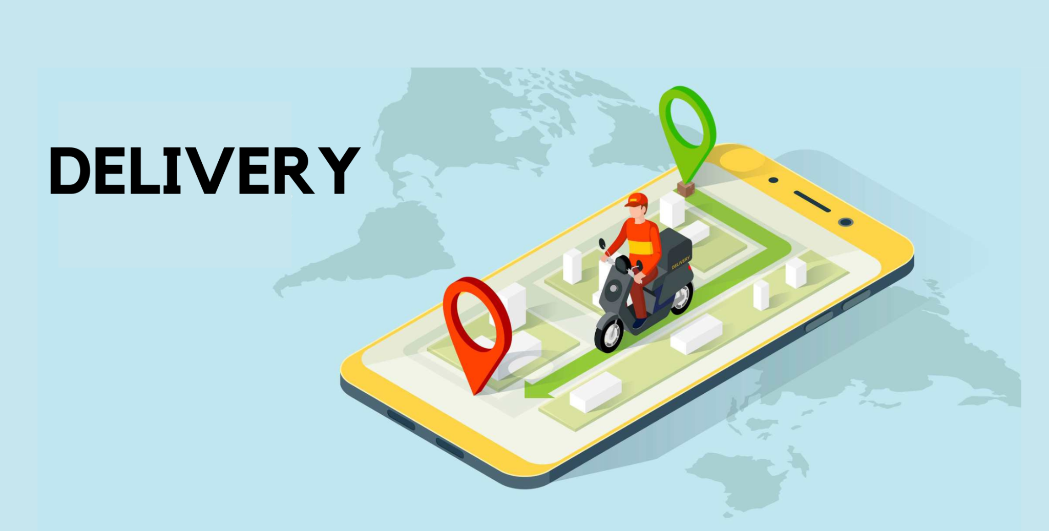 Why You Should Create a Delivery App?
