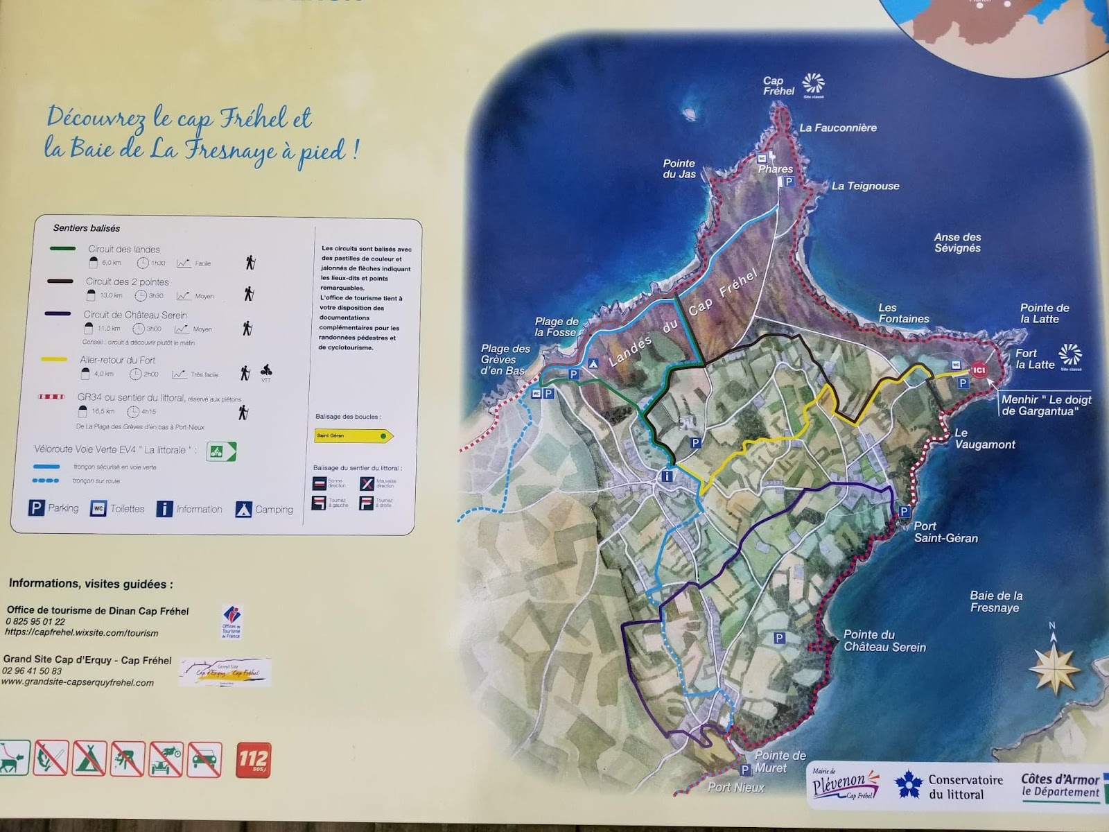 Brittany outdoor activities - MyFrenchLife.org