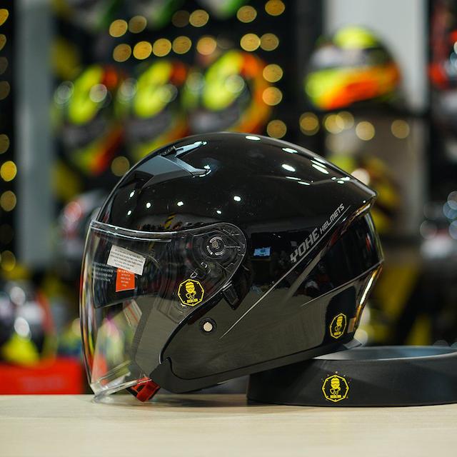 BigBike cam kết bán mũ bảo hiểm có giá minh bạch và chế độ bảo hành tốt