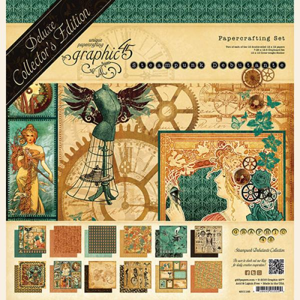 Steampunk Debutante-Deluxe Collector's Edition