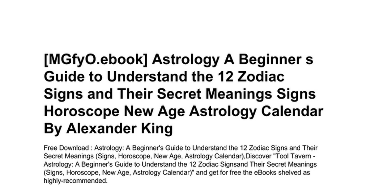 astrology-a-beginner-s-guide-to-understand-the-12-zodiac