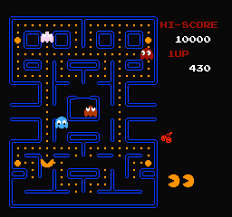 Image result for pac man nes
