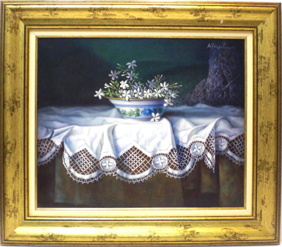 Cómo enmarcar un cuadro al óleo | Galería de Arte Sorolla Blog