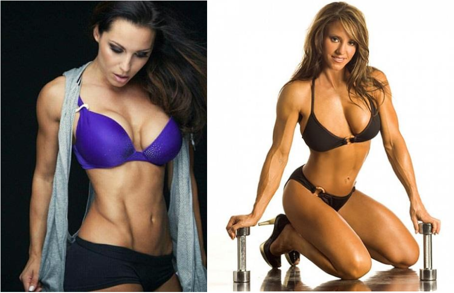 female fitness models over 40