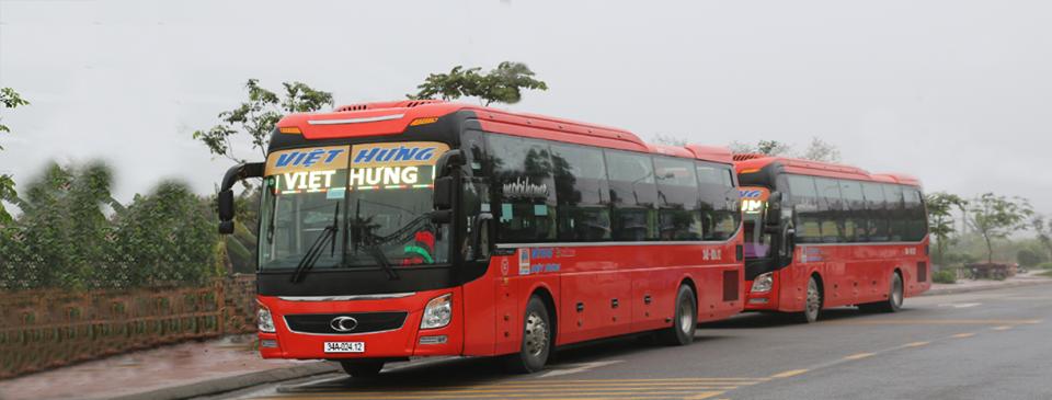 Xe Việt Hưng từ Hà Nội đi Hải Dương