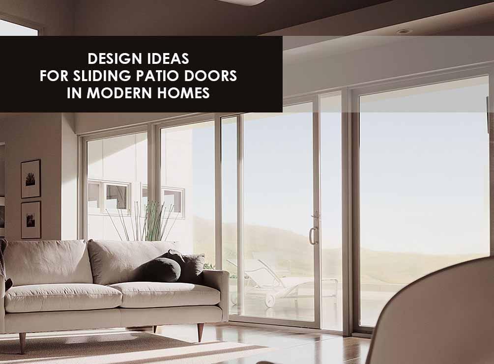 Exceptionnel Sliding Patio Doors
