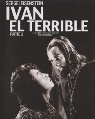 Iván el terrible parte II. La conjura de los boyardos (1958, Sergei M. Eisenstein)