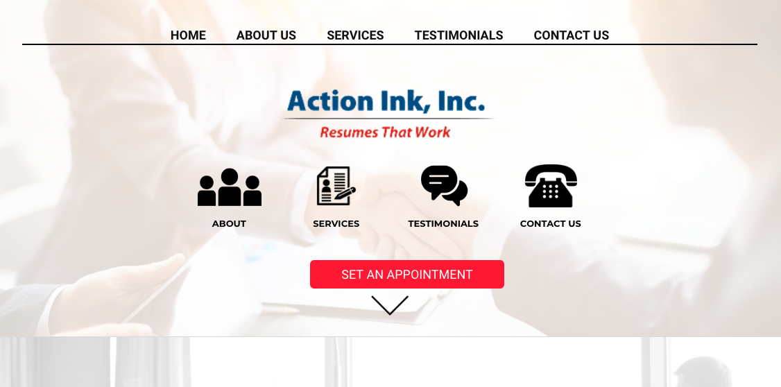 Pros In Addition To Their Resume Writing Services Action Ink Resumes Offers Videotaped Interview Training Which Is Beneficial For Job Hunters Who Need