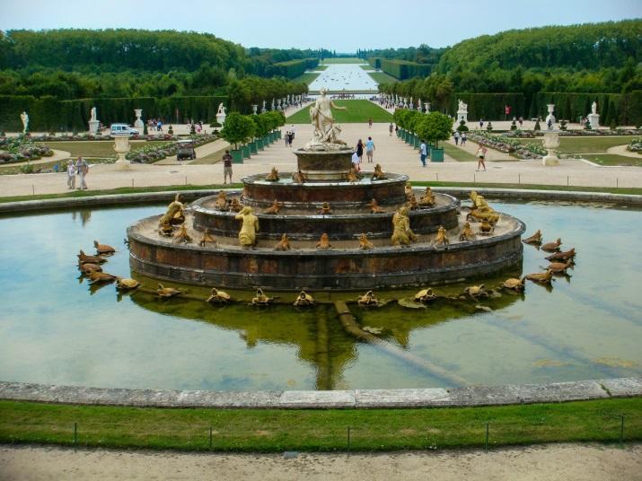 Chateau de Versallies,