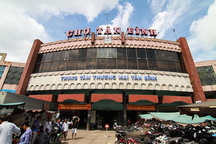 TP.HCM: Kêu gọi đầu tư chợ Tân Bình - CafeLand.Vn