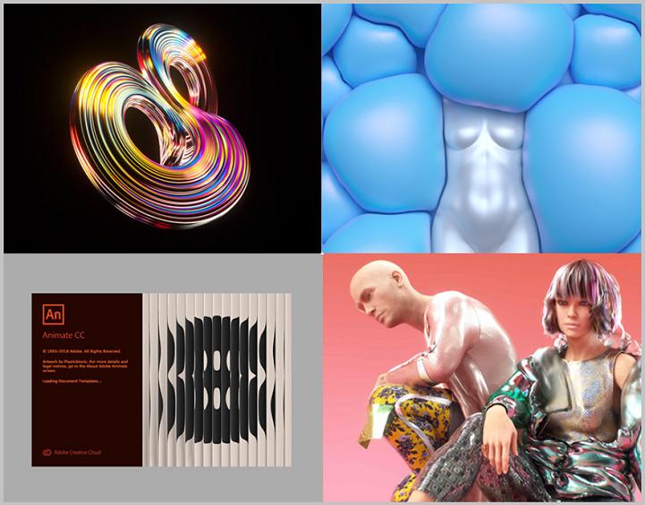 15. 3D Graphic Designing