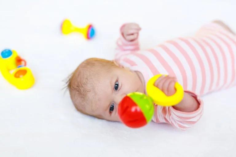 Los mejores juguetes para el desarrollo de tu recién nacido 0